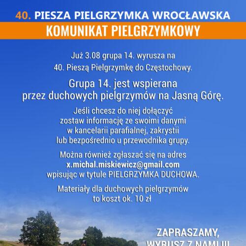 Plakat - Informacje zMilicza